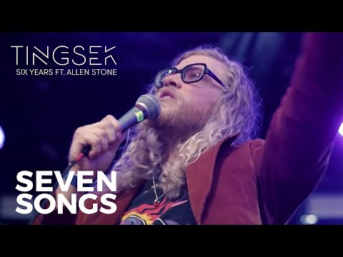 Tingsek - Six Years feat. Allen Stone - Live from the Malmö Festival 2016 [Seven Songs]