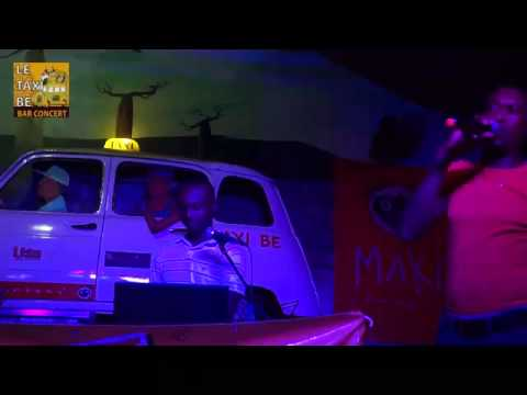 Taxi Be Diego Suarez Master DJ's 21 avril 2015