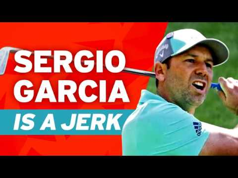 4559edbc7a1e7 Sergio Garcia disqualified from Saudi International for damaging greens -  WorldNews