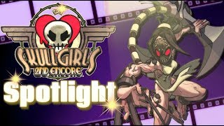 Skullgirls 2nd Encore Spotlight: Painwheel