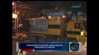 Saksi: Pagkolekta ng basura sa Quezon City, may singil na