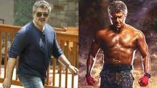 Top 6 Tamil Actors Shocking Body Transformation   Ajith   Suriya   Vikram