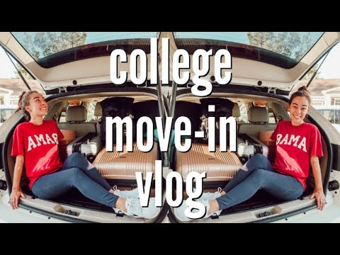 COLLEGE MOVE-IN VLOG: STUDY ABROAD IN BARCELONA
