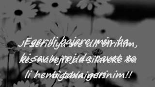 Blind Ibrahim - Ka yara min ( lyrics)