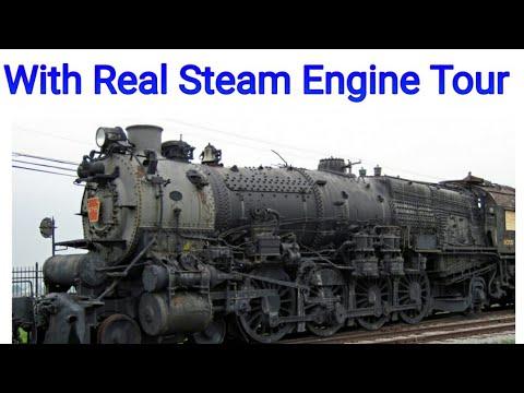 steam engine works steam engine working principle youtube