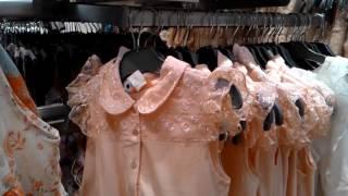 видео Магазины детской одежды в Турции