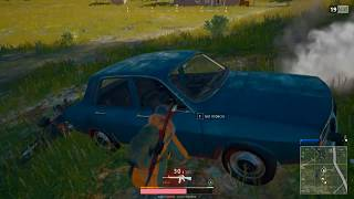 Grand Theft Dacia | Listed | PlayerUnknown's Battlegrounds Gameplay | #PUBG