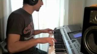 Jazz Funk Style - Yamaha PSR s710