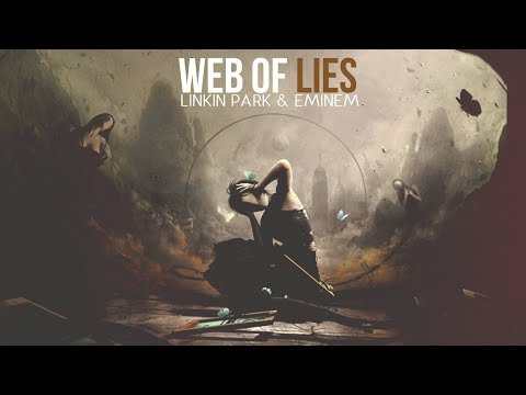 Linkin Park & Eminem - Web of Lies [After Collision 2] (Mashup)