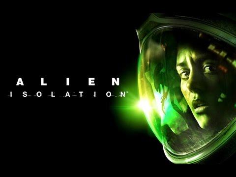 Фильм ЧУЖОЙ: ИЗОЛЯЦИЯ (Alien: Isolation) (полный игрофильм) [HD]