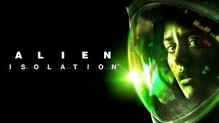 """Фильм """"ЧУЖОЙ: ИЗОЛЯЦИЯ"""" (Alien: Isolation, полный игрофильм) [HD]"""