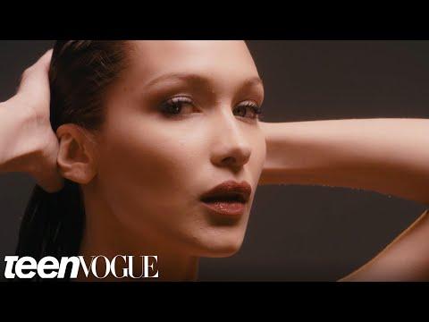 Bella Hadid: '80s Poster Girl | Teen Vogue