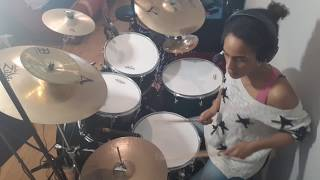 Carly Rae Jepsen - Now That I Found You (drum cover)