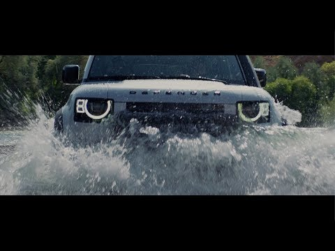Introducing the New Land Rover DEFENDER