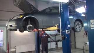 Замена катализаторов Lexus GS 300. Замена катализаторов в СПБ .(Замена катализаторов Lexus GS 300. Замена катализаторов в СПБ . Мы рады приветствовать на нашем сайте