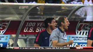 United States Vs. Mexico (2-0) 2014 FIFA World Cup Qualification - CONCACAF Fourth Round (Hexagonal