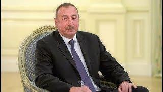 Ильхам Алиев обратился к народу