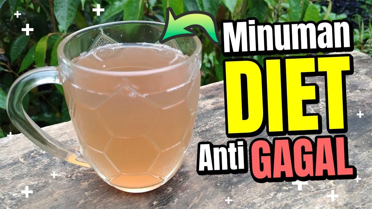 Sukses Turunkan Berat Badan Dengan Resep Minuman Diet Anti Gagal