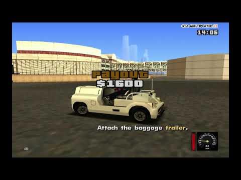 GTA-Multiplayer.CZ trailer by UseaNiCky