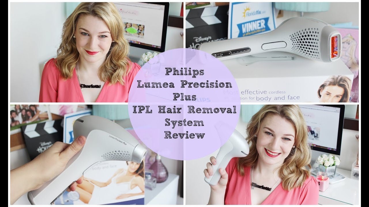 Philips Lumea Precision Plan IPL Hair Removal System: First