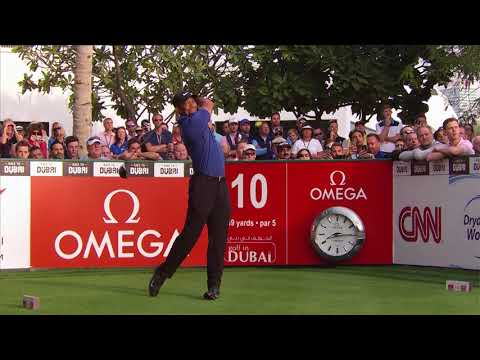 2017 Omega Dubai Desert Classic - European Tour Productions -  Hightlights