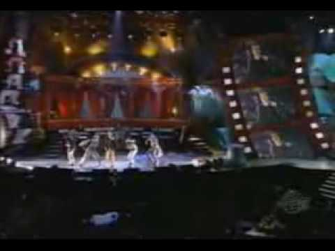 Nsync It's Gonna Be Me Live MTV Awards 2000