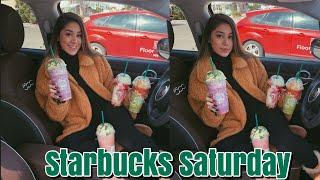 Starbucks Spooky Secret Menu drinks 🎃