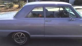 1965 Chevy II Nova Sedan For Sale - Walk Around