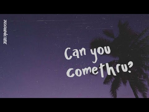 Download Lagu Jeremy Zucker - comethru (Lyric Video) MP3