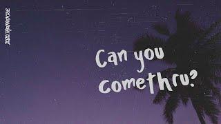 Download Jeremy Zucker - comethru (Lyric Video)