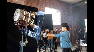 Go behind the scenes as Women's Weekend Film Challenge launches in LA