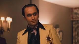 Godfather 1972   Michael Corleone Travels on Las Vegas To Meet Moe Greene HD 1 mpg