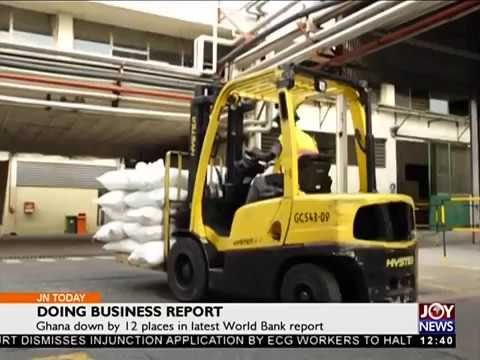 Doing Business Report - Joy Business Today (1-11-17)
