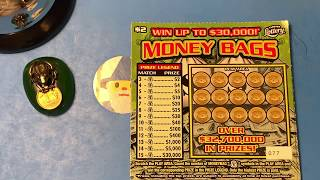 Florida Lottery Scratch Offs -  $2 Money Bags