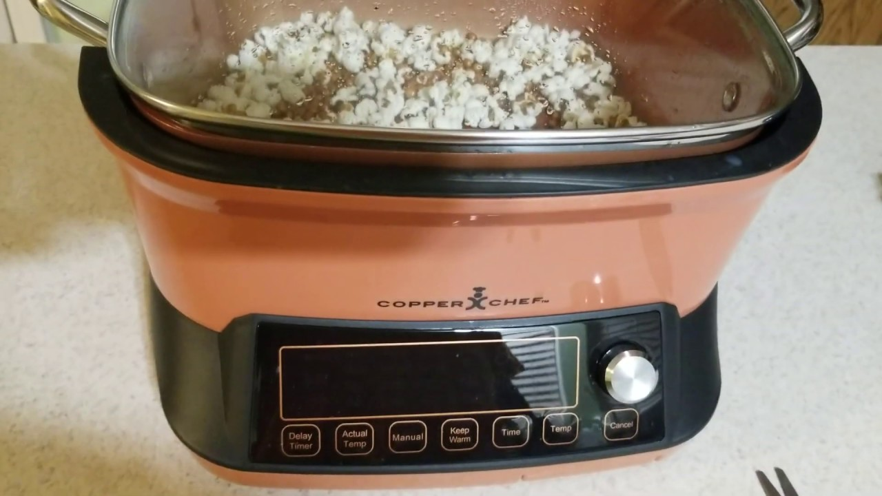 Copper Chef Smart Cooker Is A Fail Does