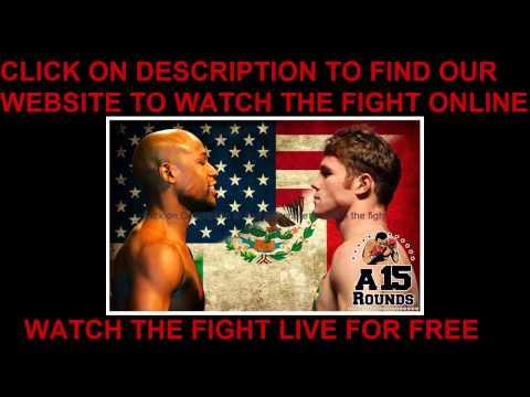 Where To Watch Mayweather Vs Alvarez Free Online Live + Replay