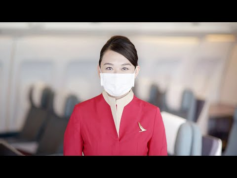 Fly confidently with Cathay Care