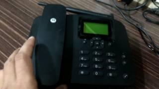Motorola FW200L GSM Phone
