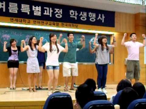 3 Bears Dance (Korean) - 곰세마리 춤