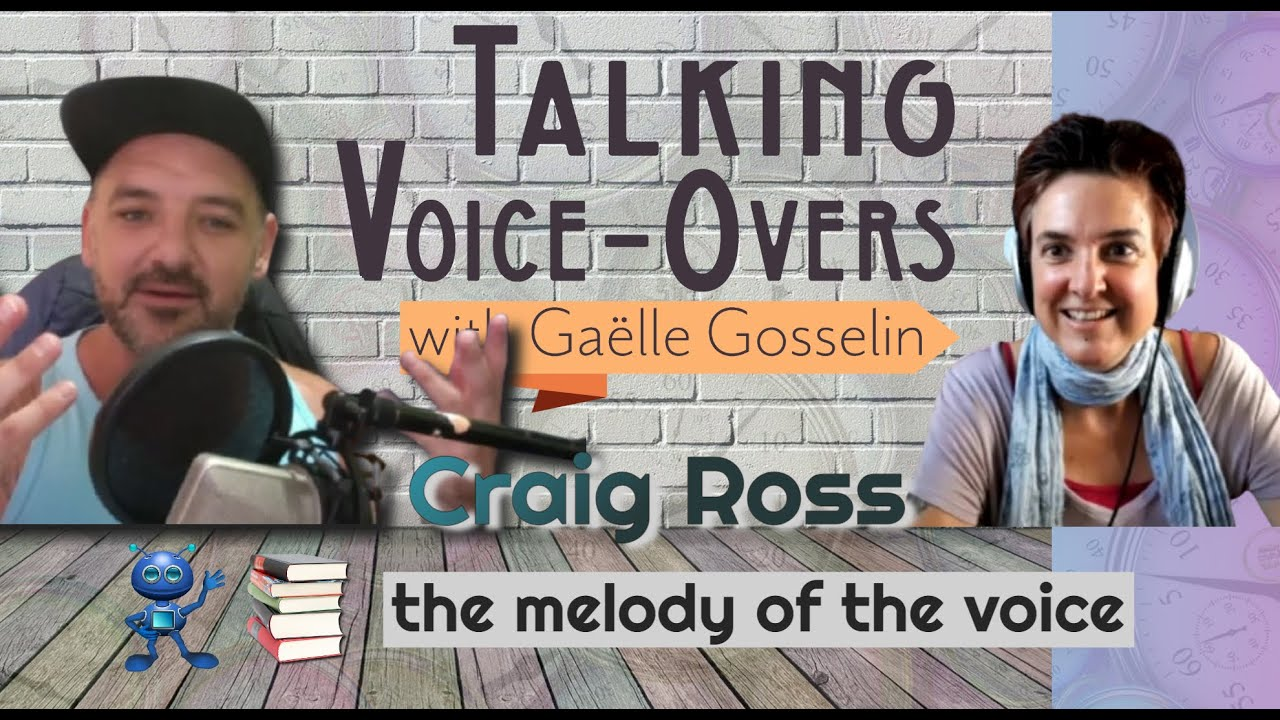 Coaching and the melody of voice-over with Craig Ross of SAVOA