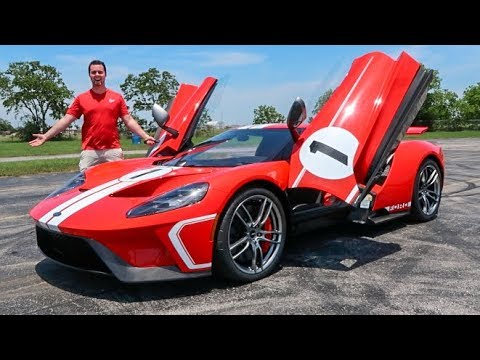 2018 Heritage Ford GT Review - Overhyped Or INCREDIBLE?