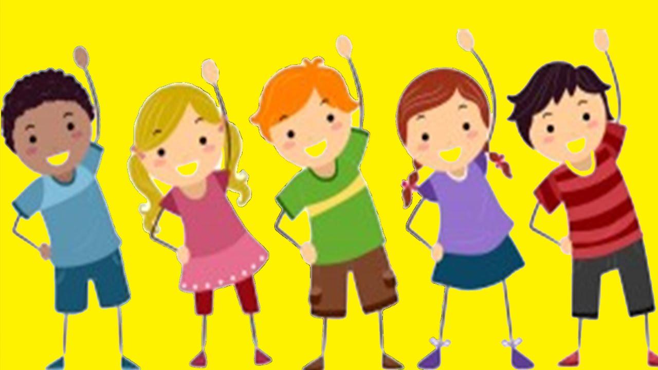 The Hokey Pokey Song with Lyrics - Hokey Pokey Nursery ...
