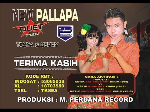 Gerry Mahesa & Tasya Rosmala - New Pallapa  - Terima Kasih [Official]