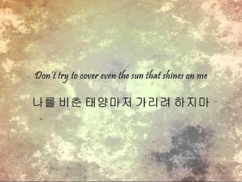 Kim Jaejoong - Mine [Han & Eng]