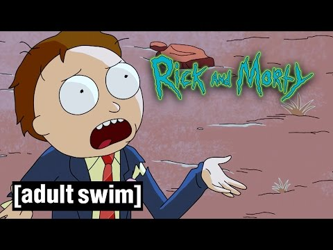 7 Morty Meltdowns | Rick and Morty | Adult Swim