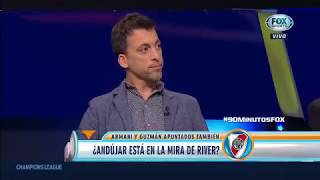 Chiquito Romero también interesa en River