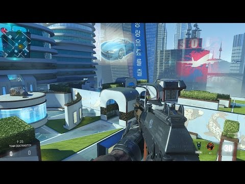 Call Of Duty: Advanced Warfare Multiplayer Gameplay