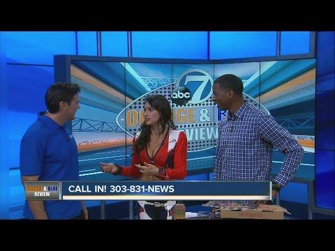 Denver Broncos Cheerleader Romi talks about the cheerleaders and the cheerleaders