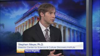 Stephen C. Meyer, Director of the Center for Science and Culture, Discovery Institute
