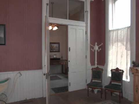 EVP conversation - Grand Hotel, Medicine Lodge, Ks